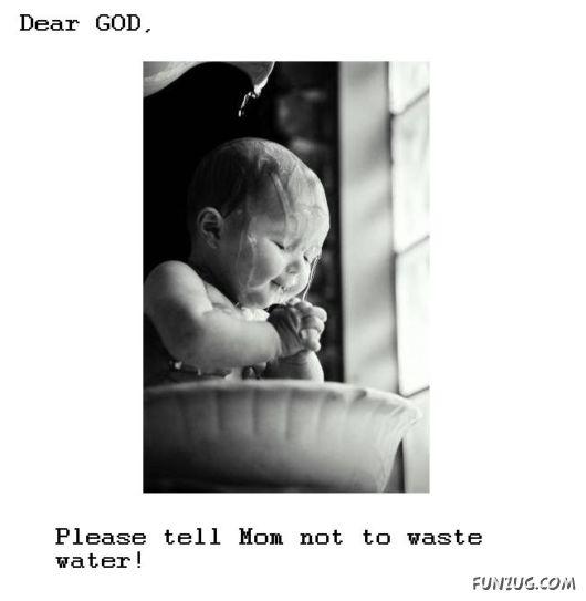 Worlds Cutest Prayer