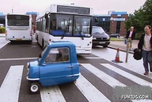 Worlds Smallest Car
