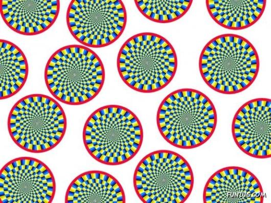 Optical Illusions Magic